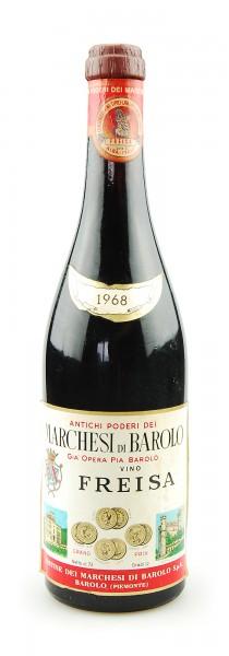 Wein 1968 Freisa Marchesi di Barolo