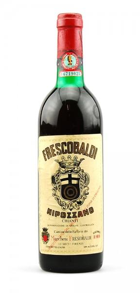 Wein 1969 Chianti Nipozzano Frescobaldi