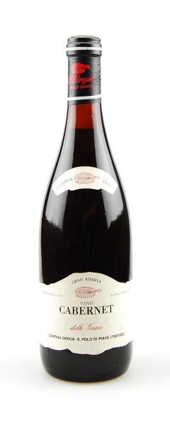 Wein 1966 Cabernet delle Grave Gran Riserva