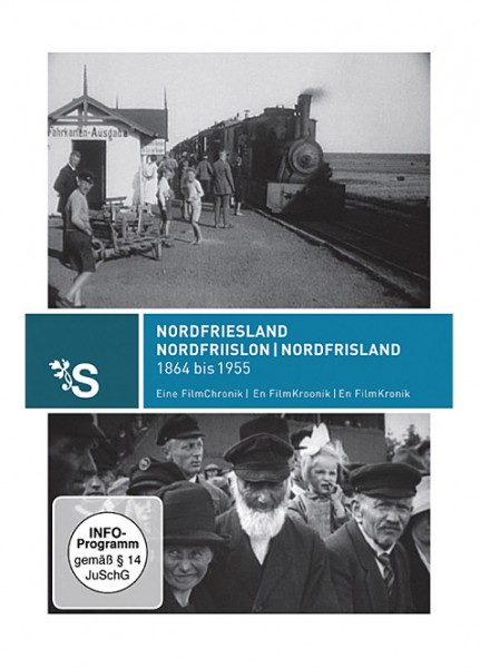 DVD 1864 - 1955 Chronik Nordfriesland