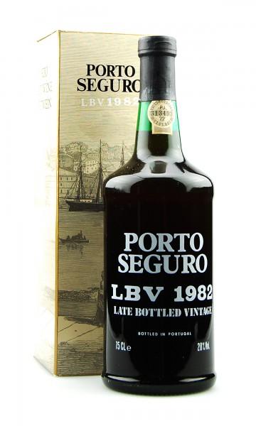 Portwein 1982 Porto Seguro Pocas LBV