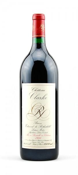 Wein 1992 Chateau Clarke Edmond de Rothschild 1,5 L