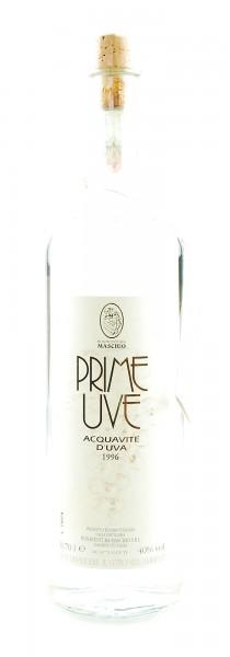 Grappa 1996 Prime Uve Maschio Acquavite d´Uva