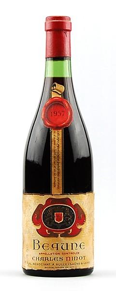 Wein 1957 Beaune Charles Ninot