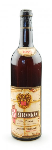 Wein 1959 Barolo Giuseppe Parodi