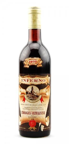 Wein 1970 Inferno Enologica Valtellinese