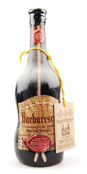 Wein 1968 Barbaresco Bertolo Riserva Speciale 2,1 Liter