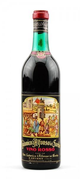 Wein 1962 Vino Rosso Riserva Ludovico Sordo