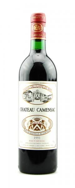 Wein 1991 Chateau Camensac 5eme Grand Cru Classe