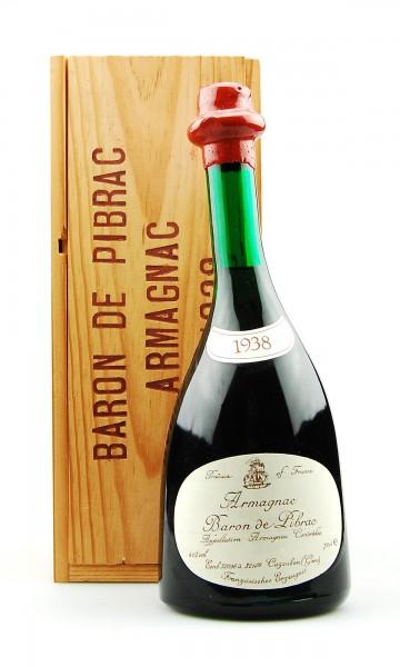 Armagnac 1938 Baron de Pibrac