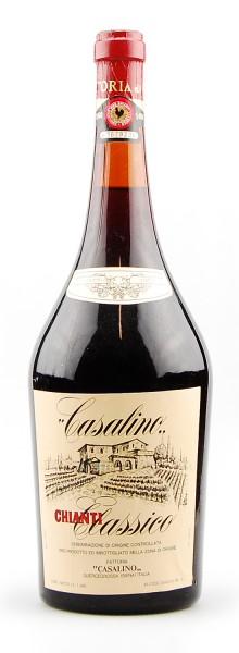 Wein 1973 Chianti Classico Fattoria Casalino Magnum