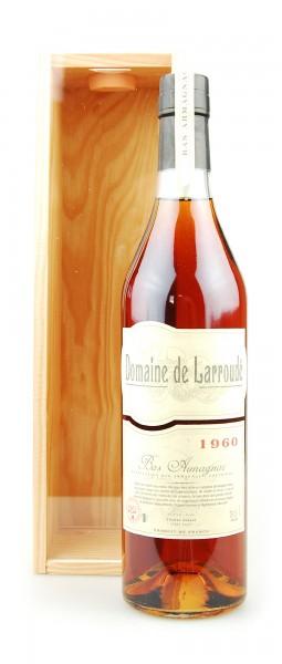 Armagnac 1960 Bas-Armagnac Domaine de Larroude