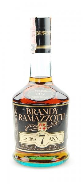 Brandy 1972 Ramazzotti Riserva Speciale