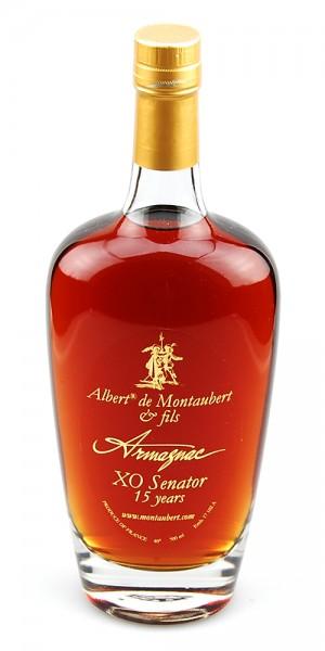 Armagnac Montaubert 15 Jahre
