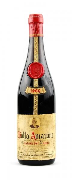Wein 1966 Amarone Bolla Cantina dell Nonno