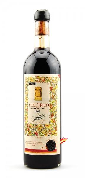 Wein 1963 Toro Albala Electrico Don PX Reserva