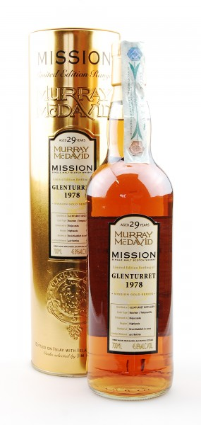 Whisky 1978 Glenturret Single Malt Scotch Whisky