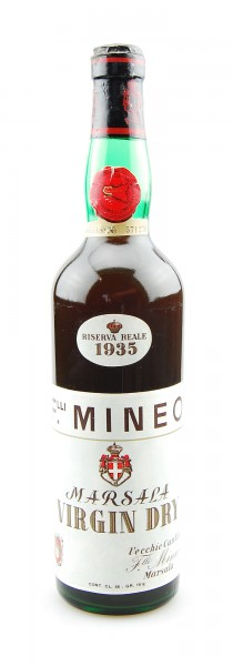 Wein 1935 Marsala Riserva Reale Virgin dry