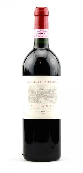 Wein 1999 Chianti Coli Senesi Castello di Farnatella