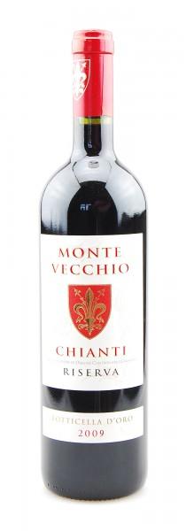 Wein 2009 Chianti Riserva Monte Vecchio