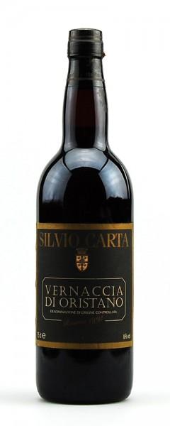 Wein 1992 Vernaccia di Oristano Silvio Carta