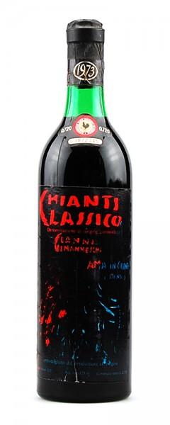 Wein 1973 Chianti Classico Gianni Ginanneschi