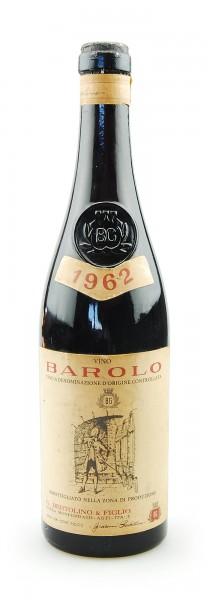 Wein 1962 Barolo G. Bertolino & Figlio