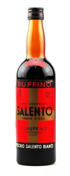 Wein 1958 Salento Ruffino Vino Liquoroso Croce d´Oro