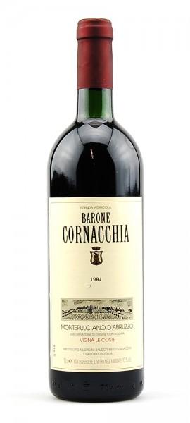 Wein 1994 Montepulciano d´Abruzzo Barone Cornacchia