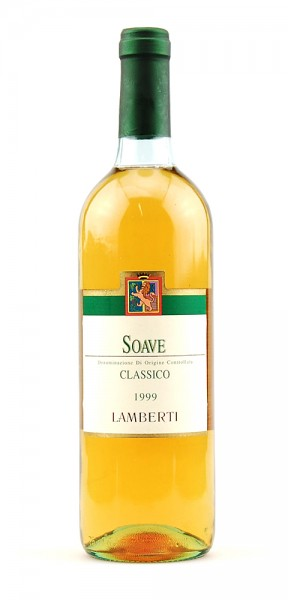 Wein 1999 Soave Classico Lamberti