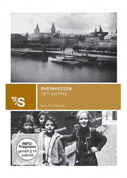 DVD 1871 - 1945 Chronik Rheinhessen