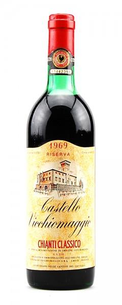 Wein 1969 Chianti Classico Riserva Vicchiomaggio