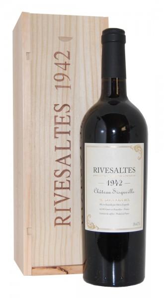 Wein 1942 Rivesaltes Chateau Sisqueille