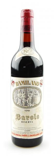 Wein 1965 Barolo Riserva Giacomo Damilano
