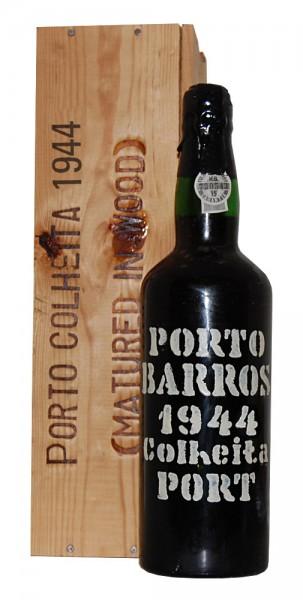 Portwein 1944 Barros Colheita