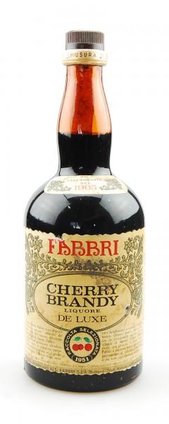 Cherry Brandy 1951 Liquore de Luxe Fabbri