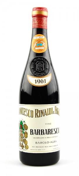 Wein 1961 Barbaresco Francesco Rinaldi