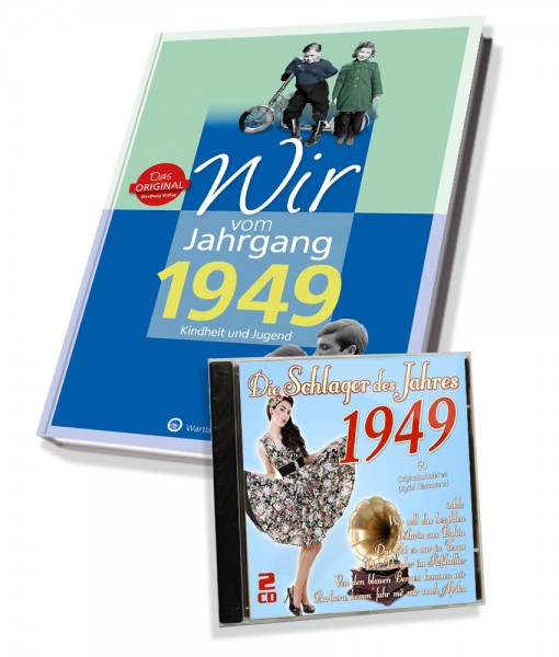 Zeitreise 1949 - Wir vom Jahrgang & Schlager 1949