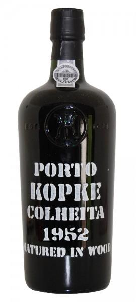 Portwein 1952 Kopke Colheita