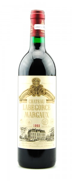 Wein 1993 Chateau Labegorce Margaux