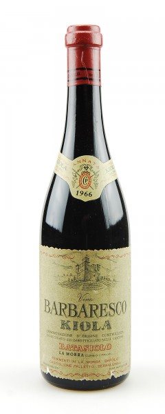 Wein 1966 Barbaresco Kiola Batasiolo