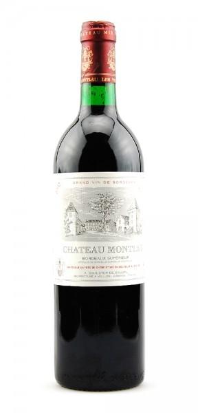 Wein 1990 Chateau Montlau Bordeaux Superieur