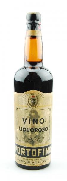 Wein 1955 Vino Liquoroso Portofino Zuccotti