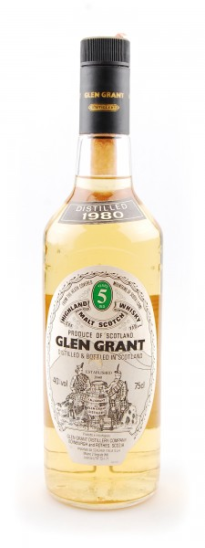Whisky 1980 Glen Grant Highland Malt 5 years old