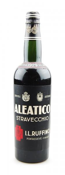Wein 1929 Aleatico Stravecchio Riserva Speciale