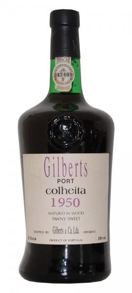 Portwein 1950 Gilberts Colheita