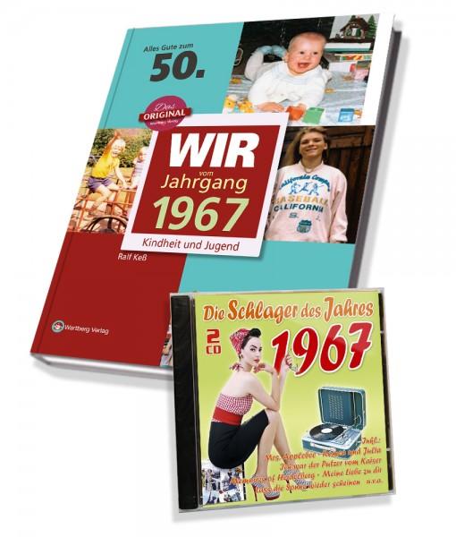 Zeitreise 1967 - Wir vom Jahrgang & Schlager 1967