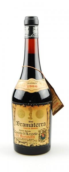 Wein 1966 Bramaterra Berteletti Castello di Lozzolo