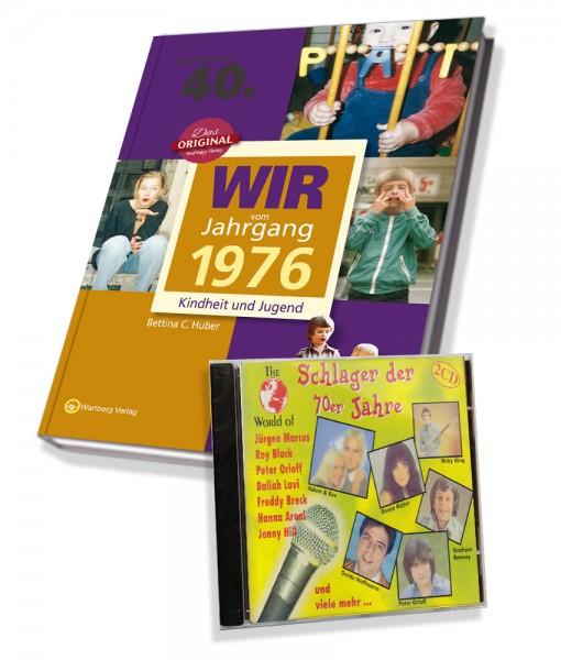 Zeitreise 1976 - Wir vom Jahrgang & Schlager der 70er