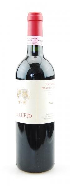 Wein 2000 Vino Nobile di Montepulciano Salcheto